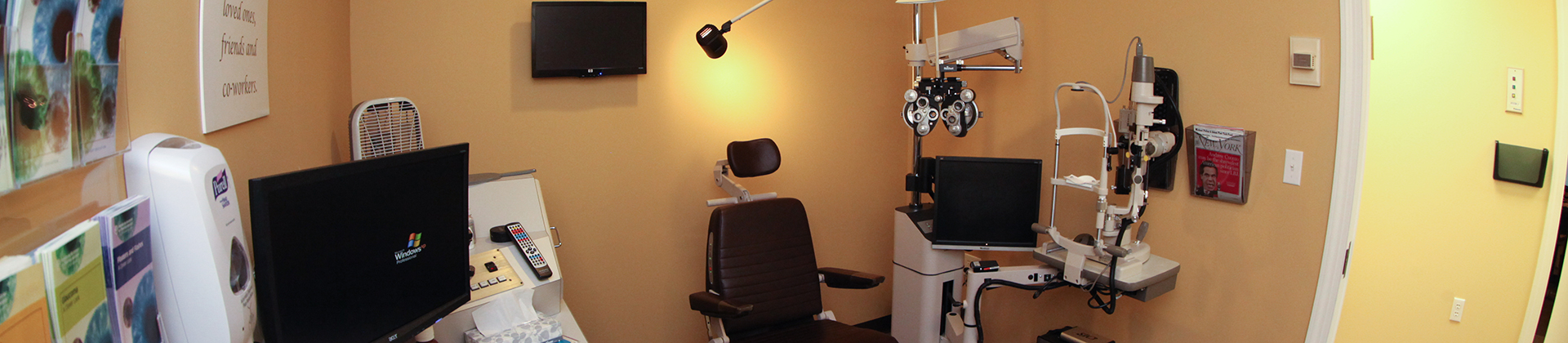 Contact Eye Doctor Paterson Call Alden Leifer Md